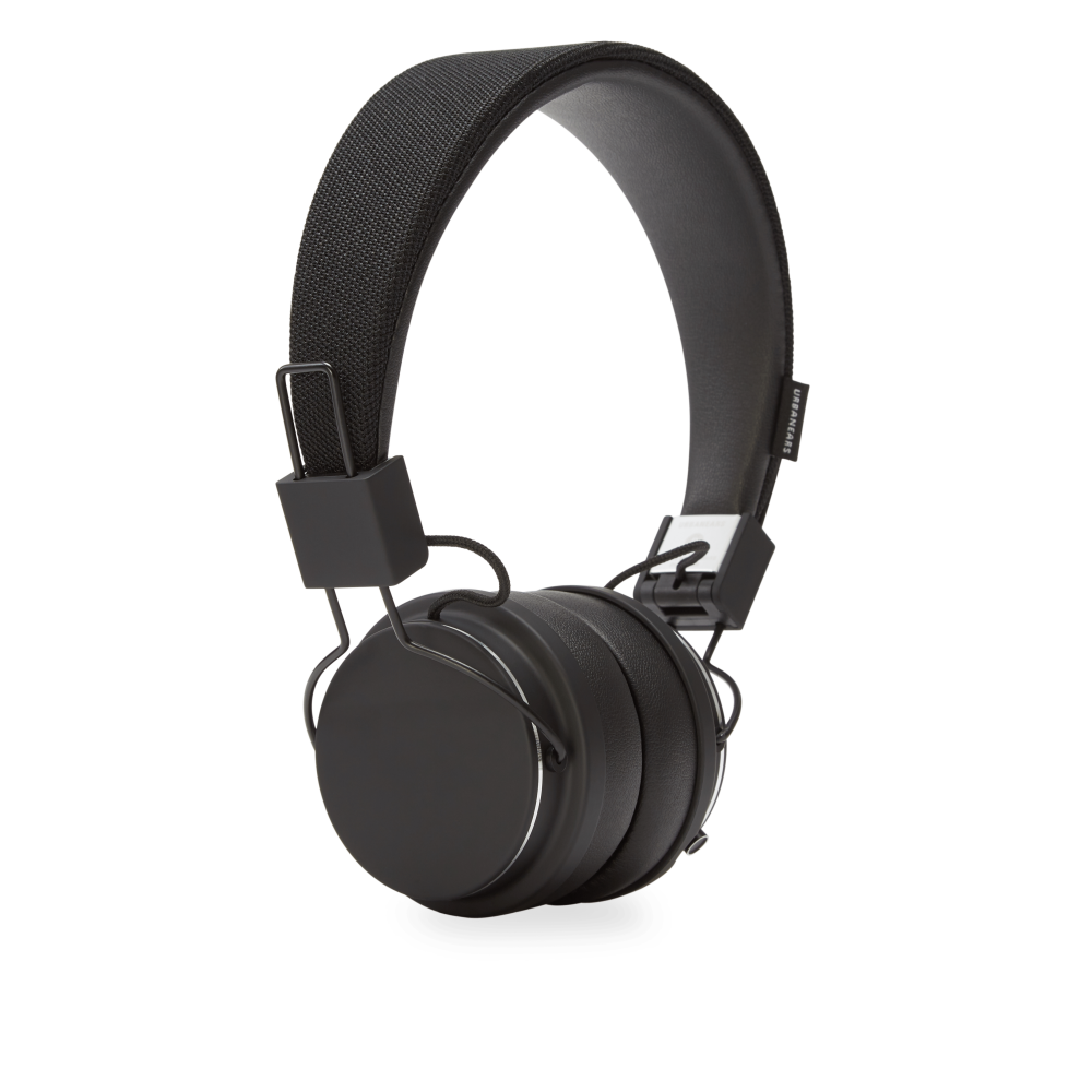 Urbanears Plattan 2 Bluetooth Headphones Black Camp