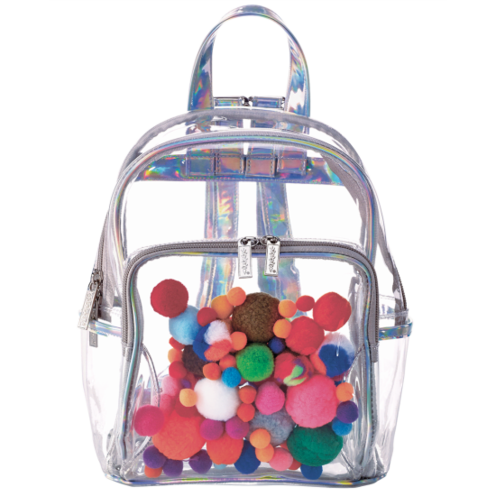 0004644 pom-pom-clear-backpack