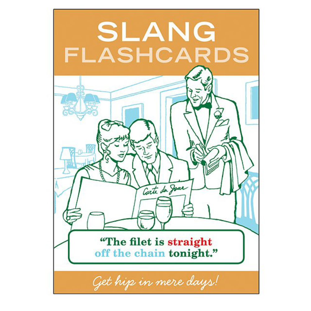 Knock Knock Slang Flashcards: 0