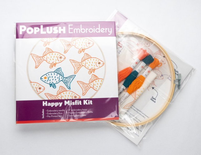 PopLush Embroidery