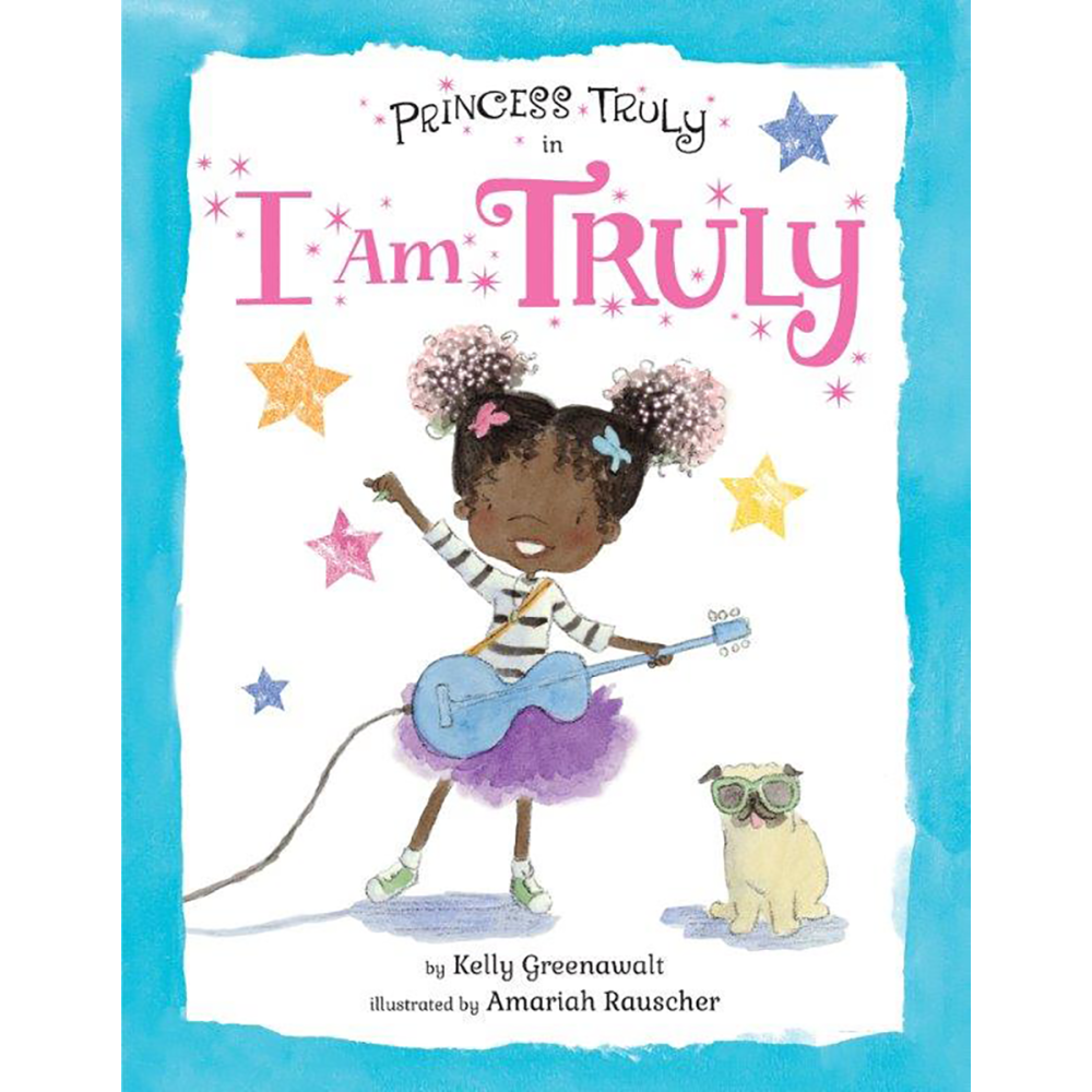 Scholastic Princess Truly In I Am Truly Book HERO