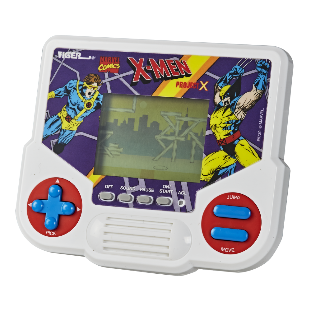 Tiger Electronics X-Men Edition: 0