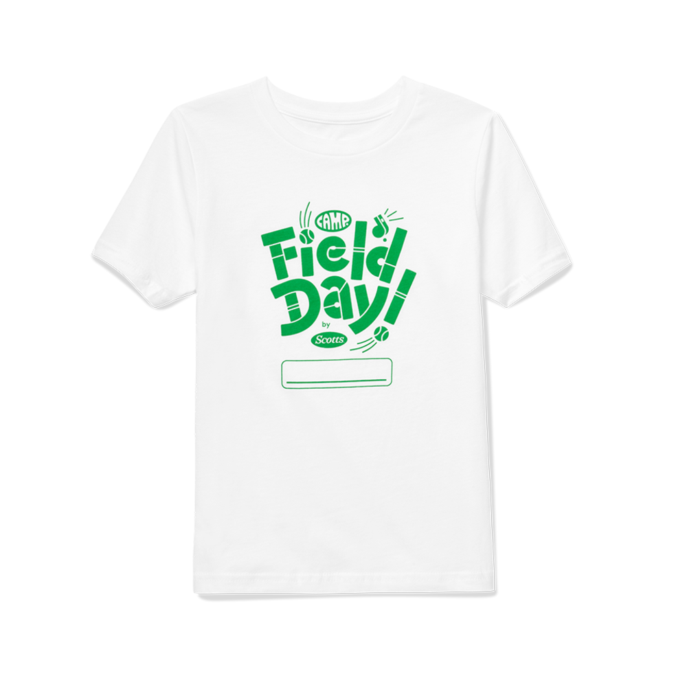 Scotts Field Day Youth Tee Hero