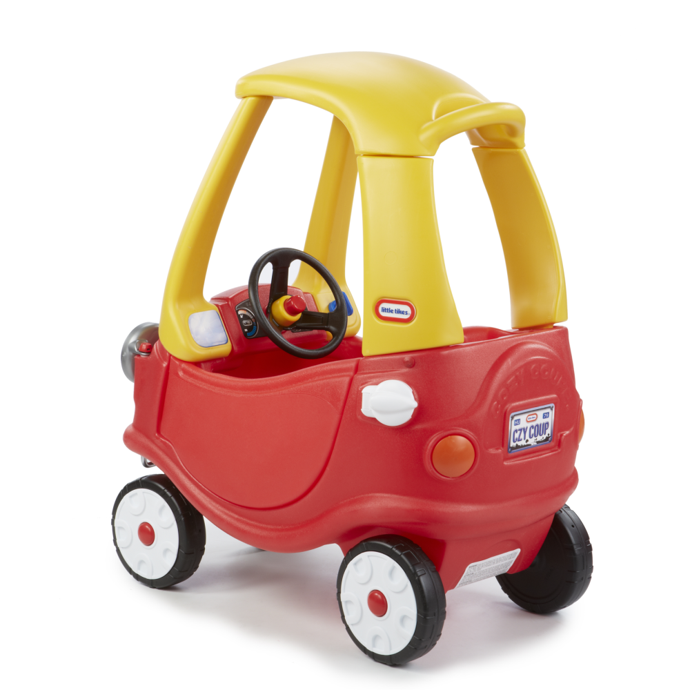 Little Tikes Cozy Coupe: 1