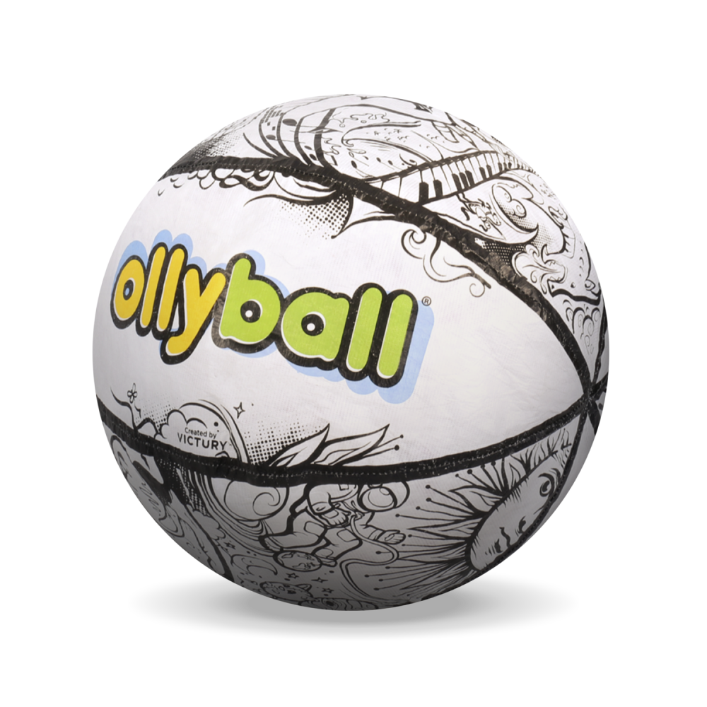 Ollyball Ultimate Indoor Play Ball 1
