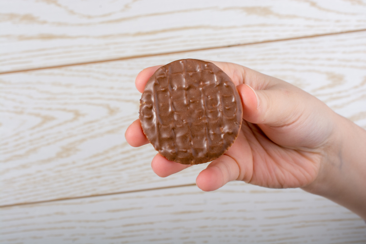Chocolate-Covered Digestive Biscuits