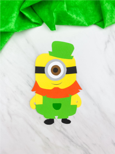 printable-minion-leprechaun-craft