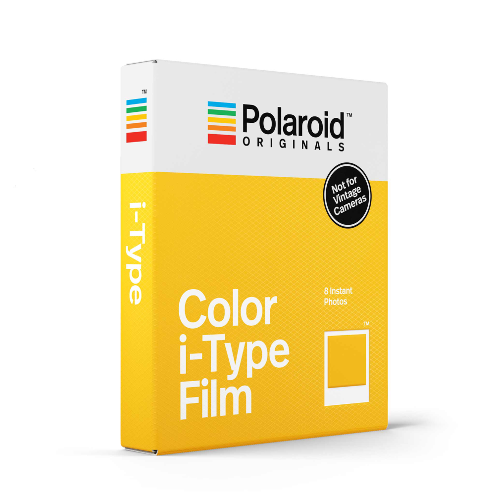 Polaroid i-Type Color Film: 0