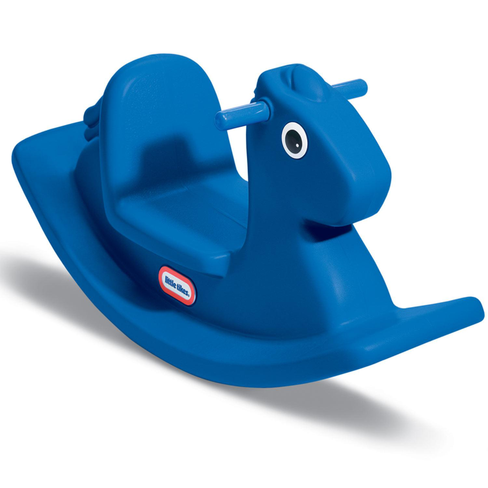 Litte Tikes Rocking Horse - Primary Blue: 0