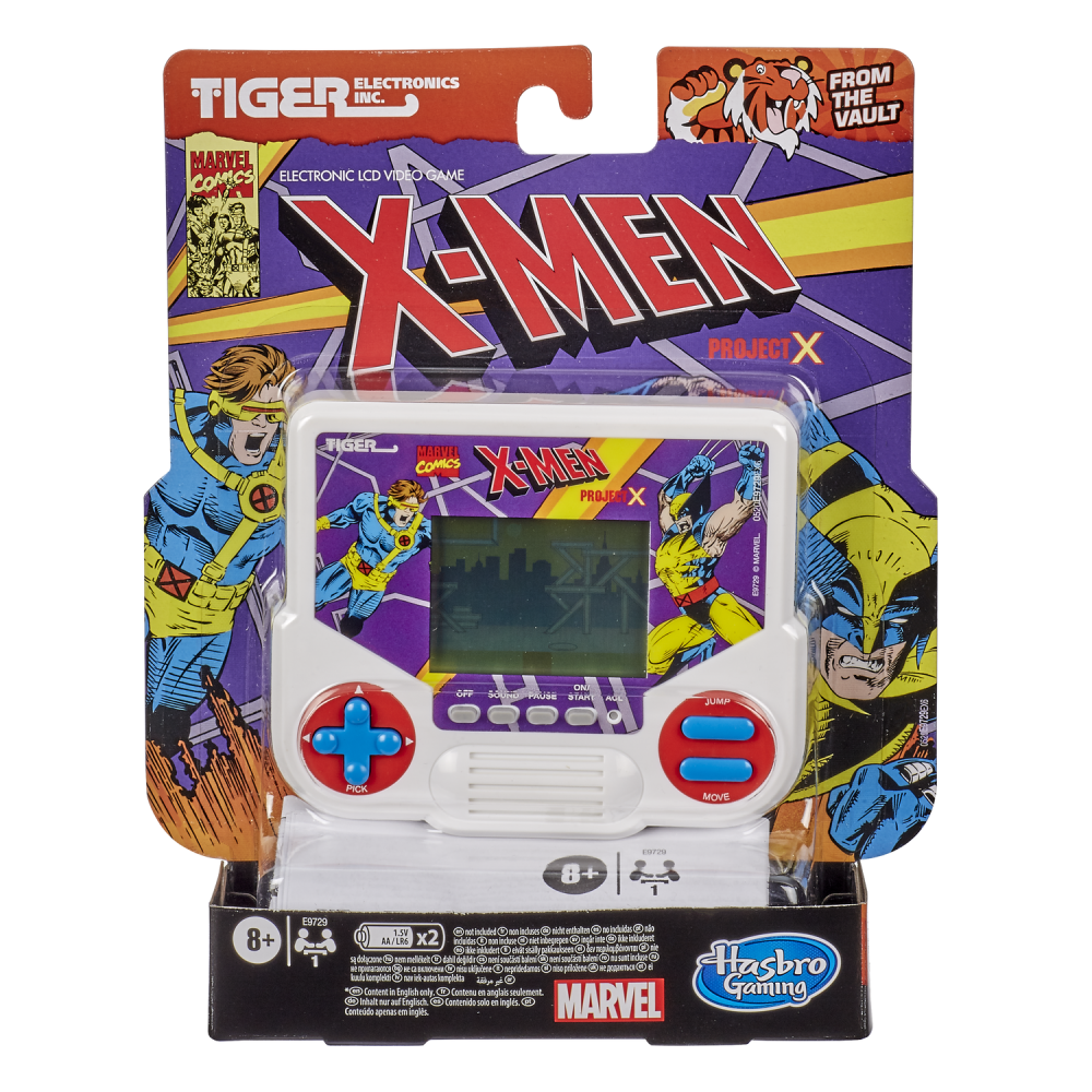 Tiger Electronics X-Men Edition: 1