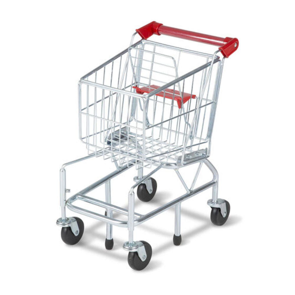 Melissa & Doug Shopping Cart: 0