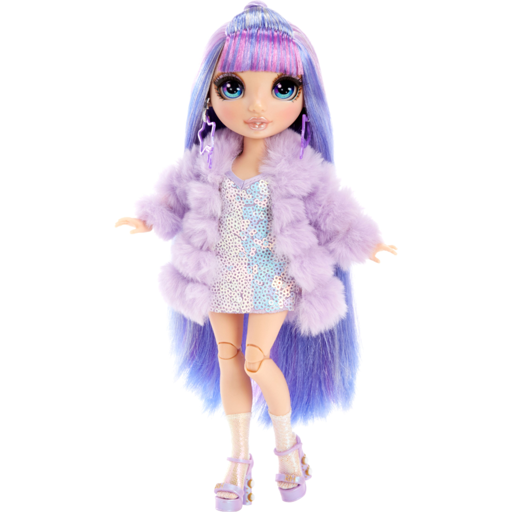 Rainbow High Fashion Doll (Violet Willow): 0