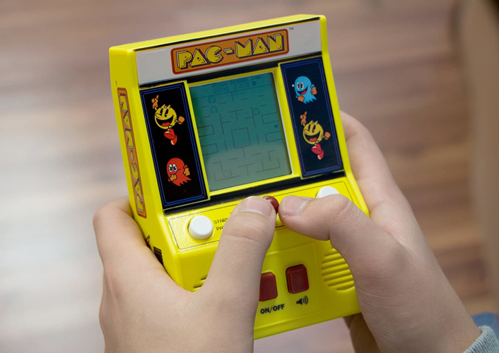 Arcade Classics Pac-Man Mini Arcade Game
