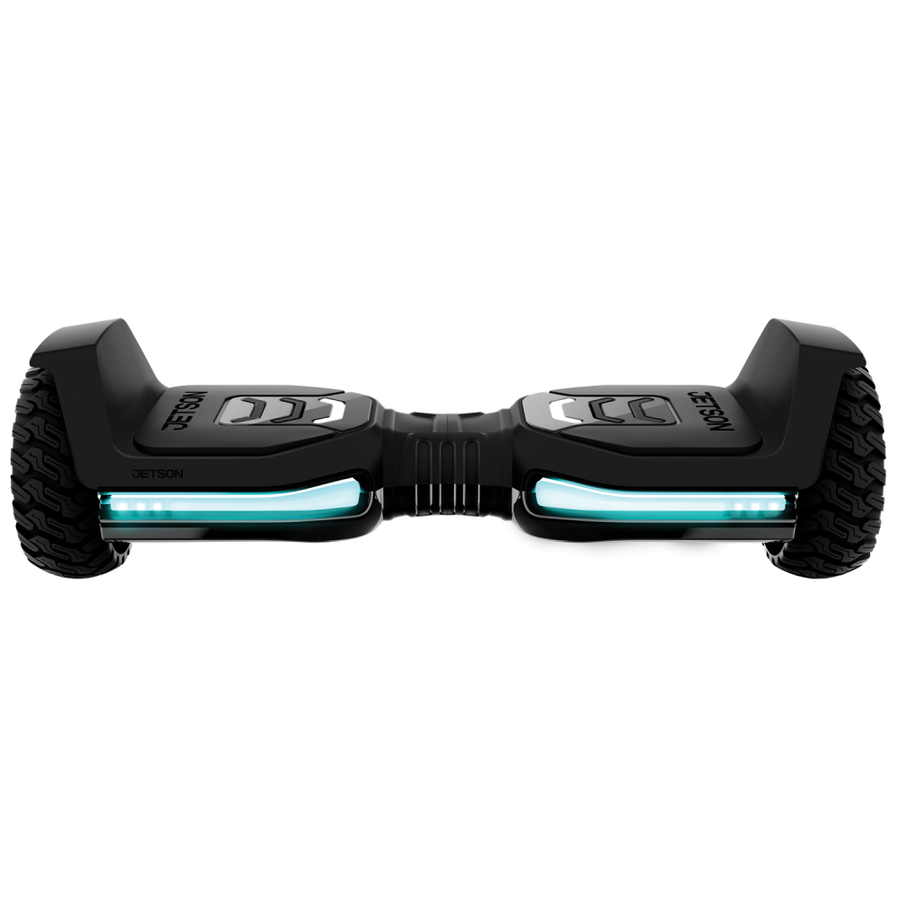 Jetson Flash Self Balancing Hoverboard with Built in Bluetooth Speaker: 3