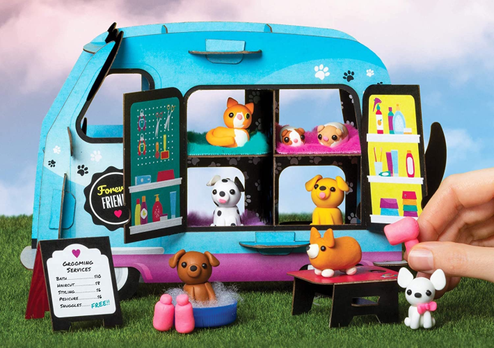Klutz Pet Adoption Truck Kit