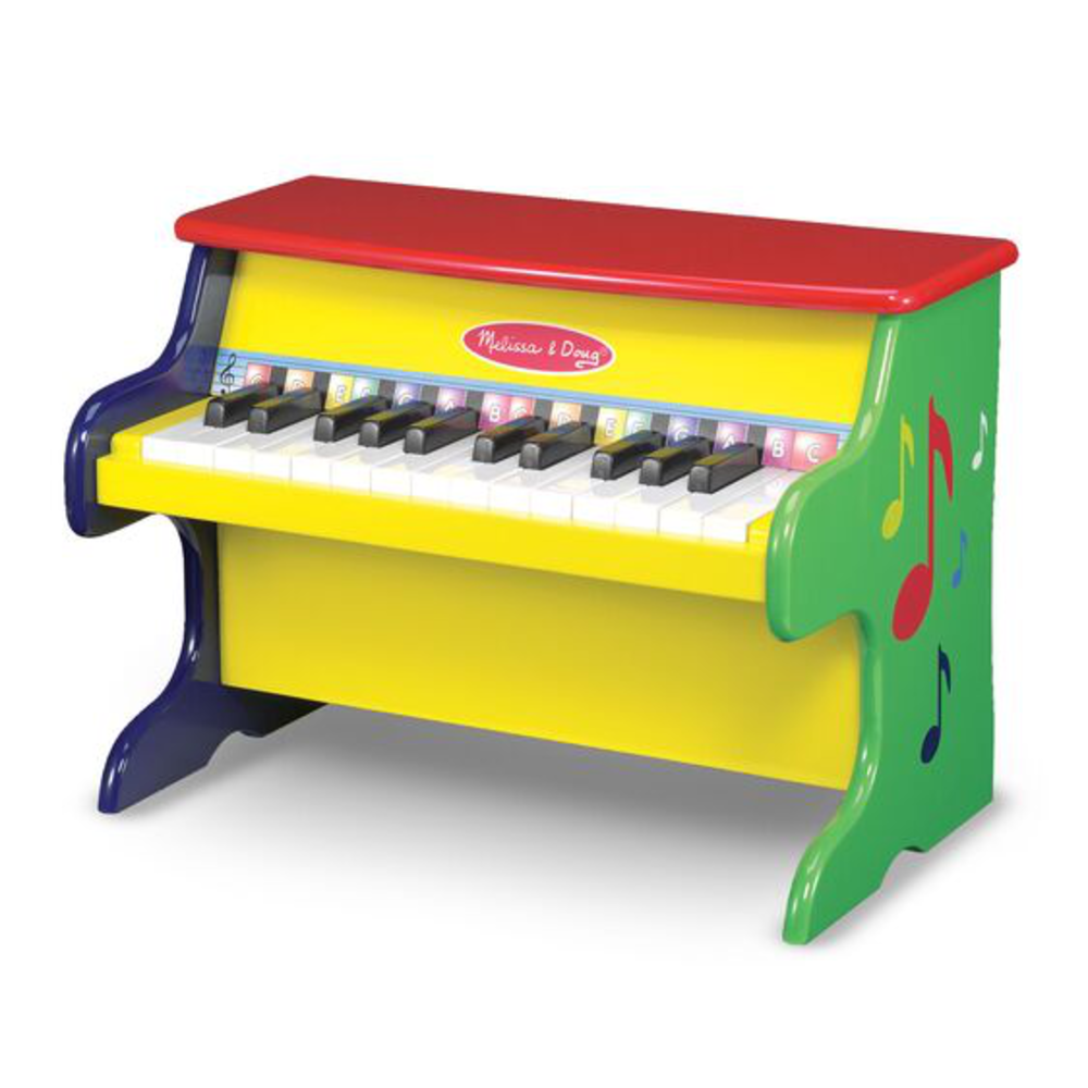 Melissa & Doug Learn-to-Play Piano: 0