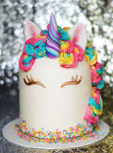 April birthday cake ideas