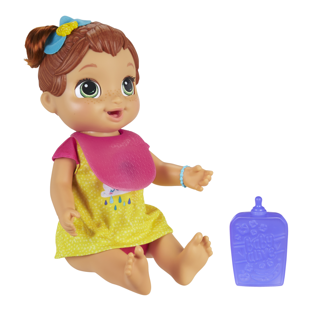 Baby Alive BABY GROW UP Happy: 2