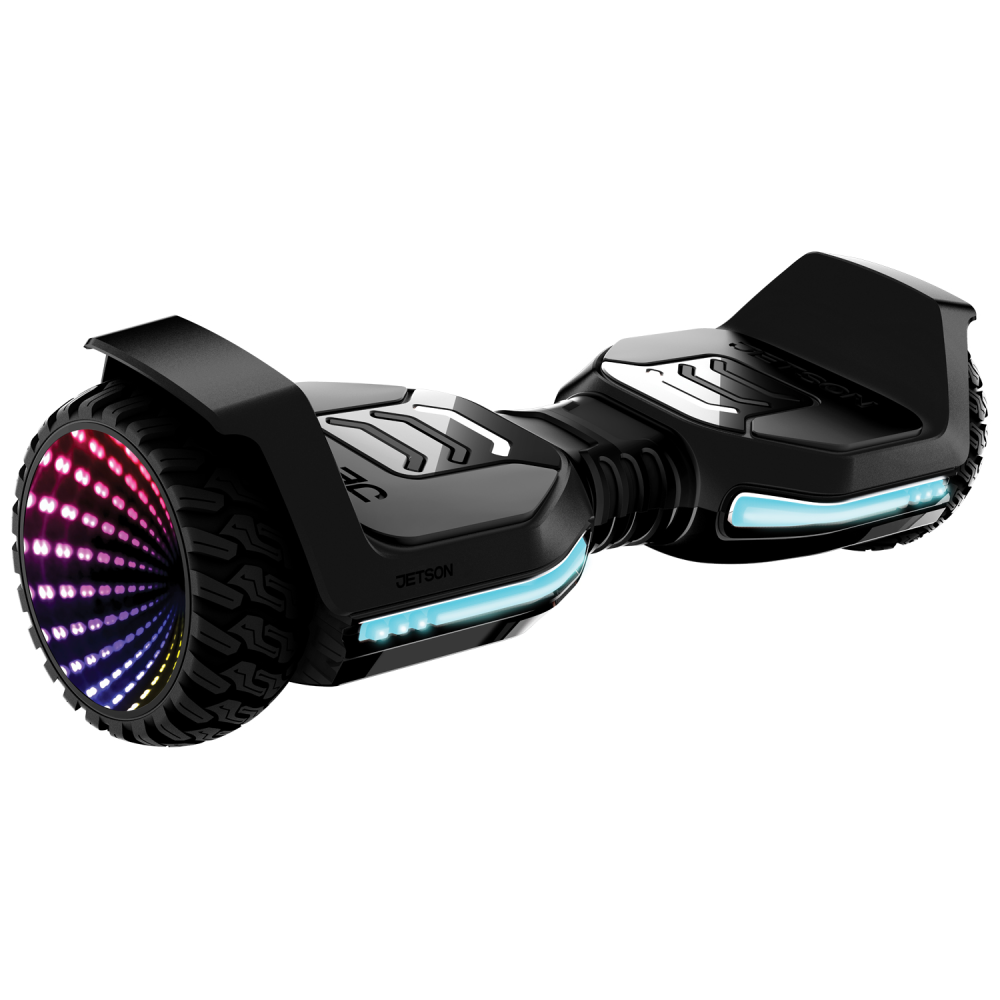 Jetson Flash Self Balancing Hoverboard with Built in Bluetooth Speaker: 0