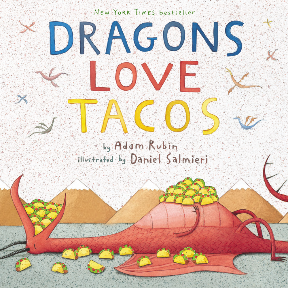 Dragons Love Tacos: 0