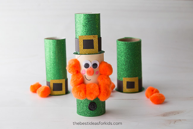Leprechaun-Craft-St-patricks-day