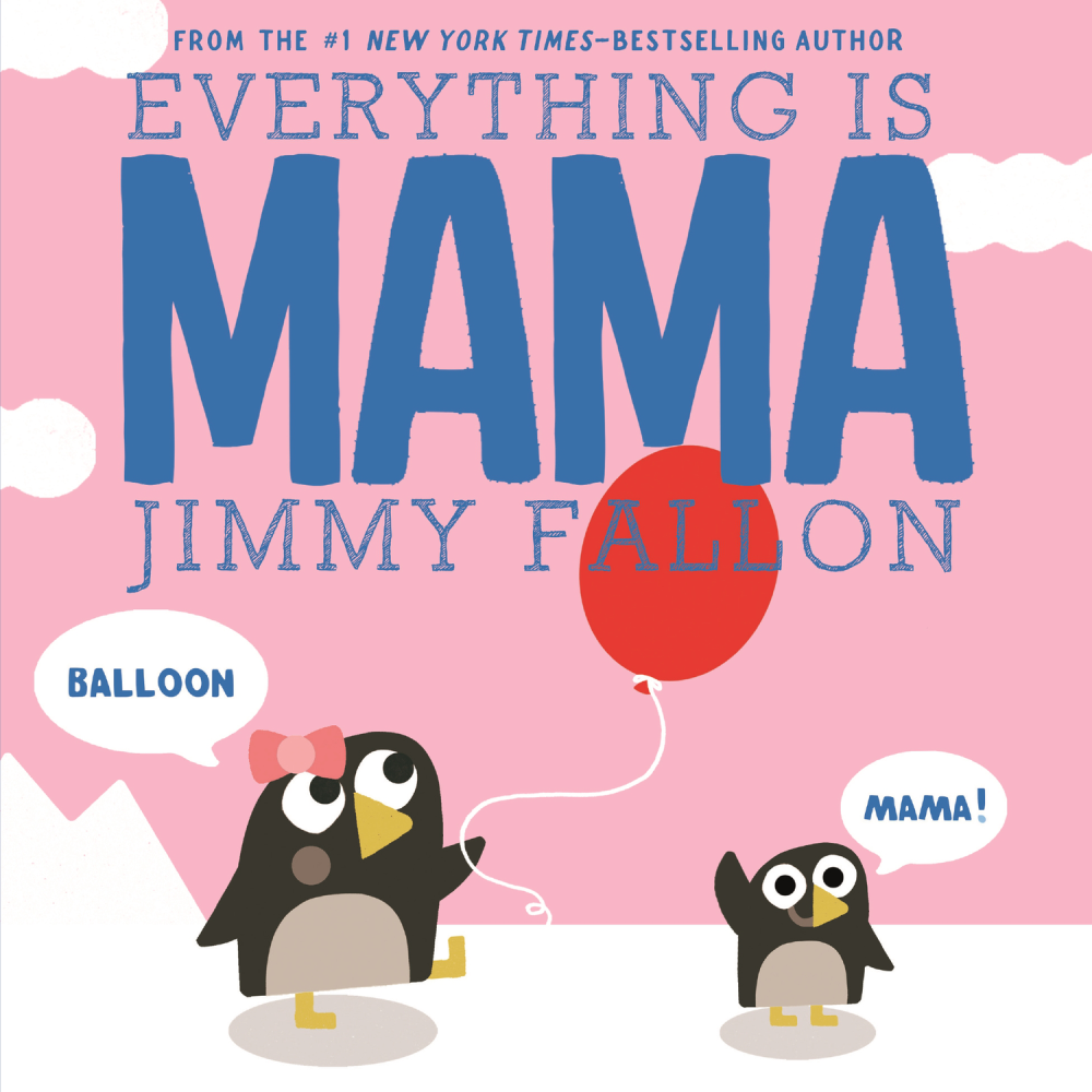 Macmillan Books Everything is MAMA Book: 0