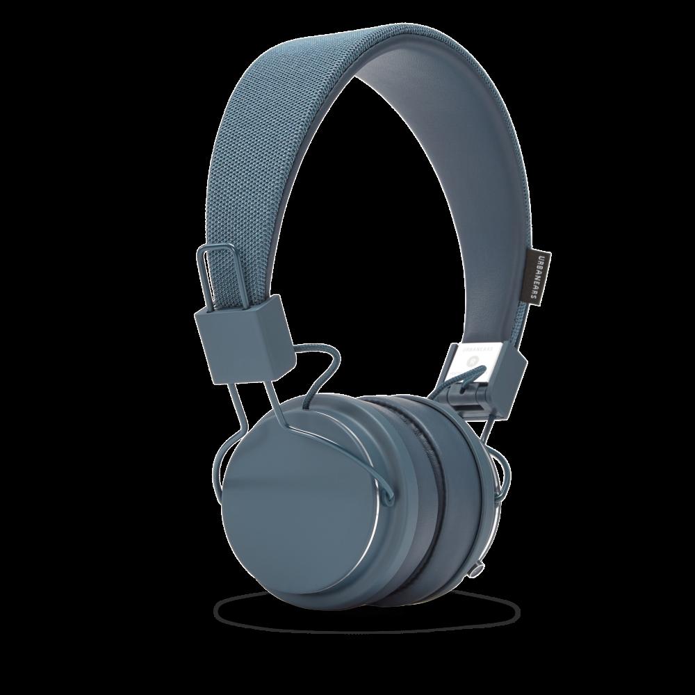Urbanears Plattan 2 Bluetooth Headphones Indigo Camp