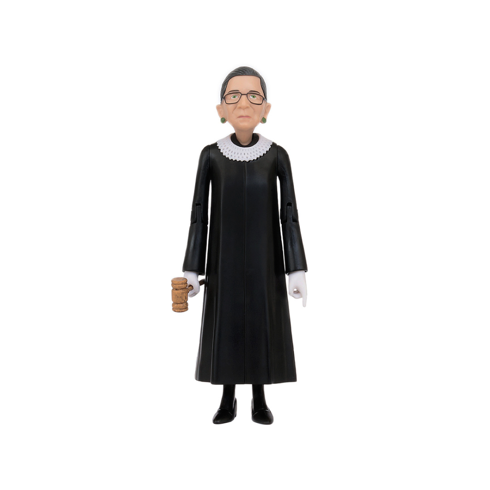 FCTRY Ruth Bader Ginsburg Action Figure: 0