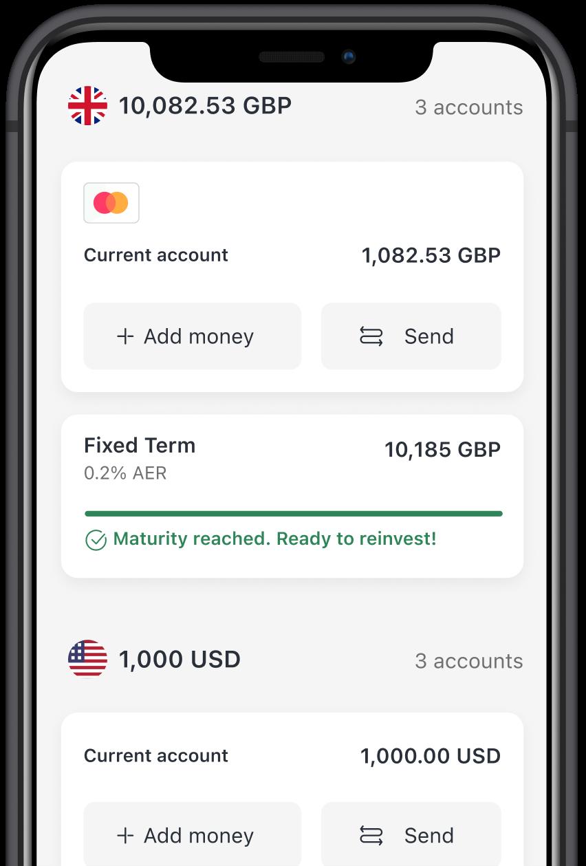 International banking with Nomo