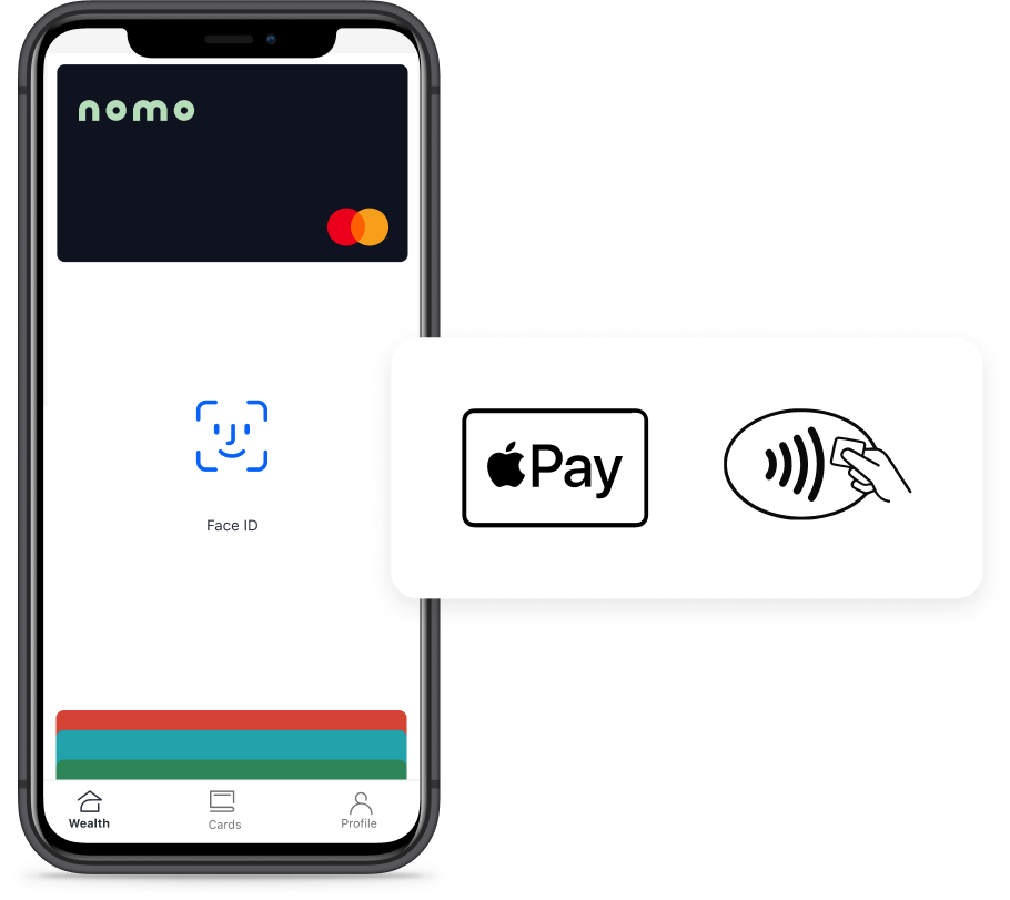 Effortless payments with Apple Pay™