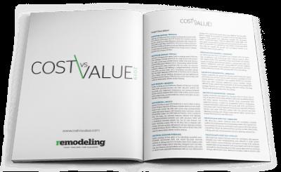 Cost vs Value Report 2019