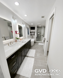 Master Bath Remodel Fair Oaks