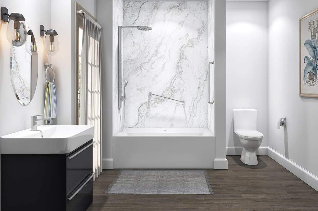 Learn more about shower remodeling