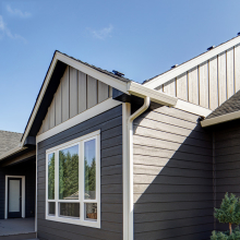 LP Siding Installation