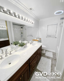 Bathroom Remodel Project in Antelope, CA