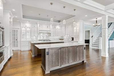 The Difference Between Custom vs. Semi vs. Prefab Kitchen Cabinets