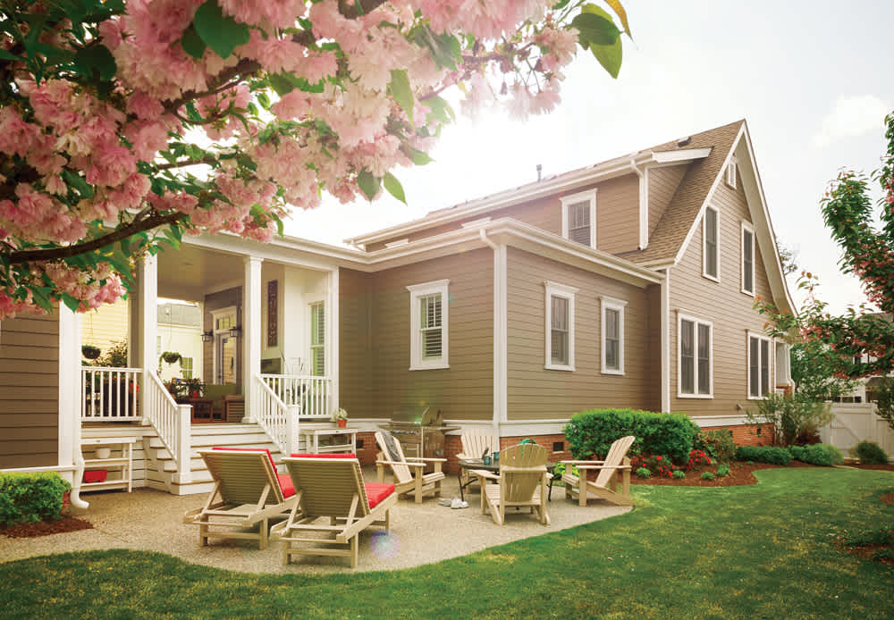 Benefits of James Hardie Siding