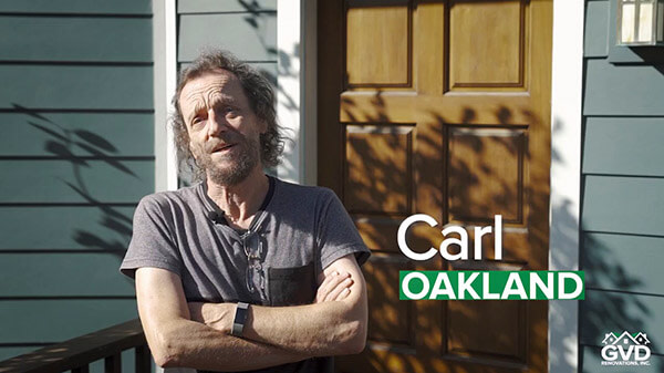 HardiePlank Siding & Windows Replacement in Oakland Video Testimonial