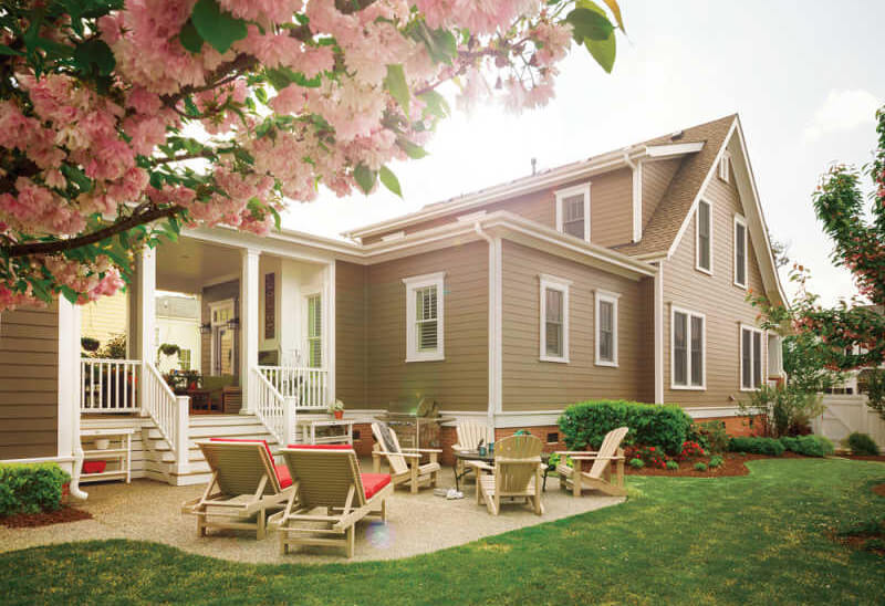 James Hardie Siding Contractor in Sacramento, CA