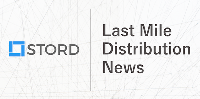 Last Mile Distribution News: November 15, 2019