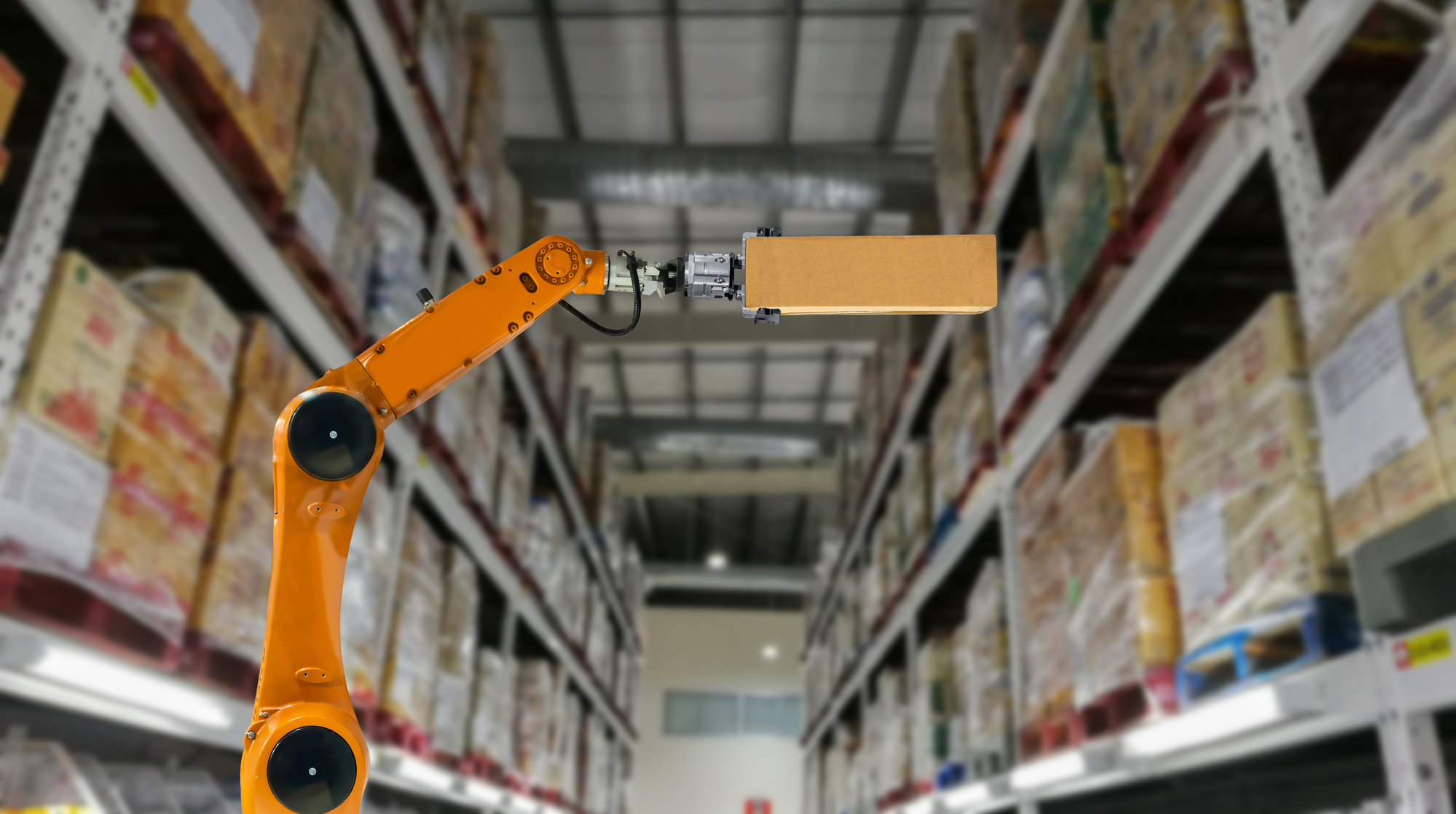 Using Robotics to Boost Warehouse Efficiency