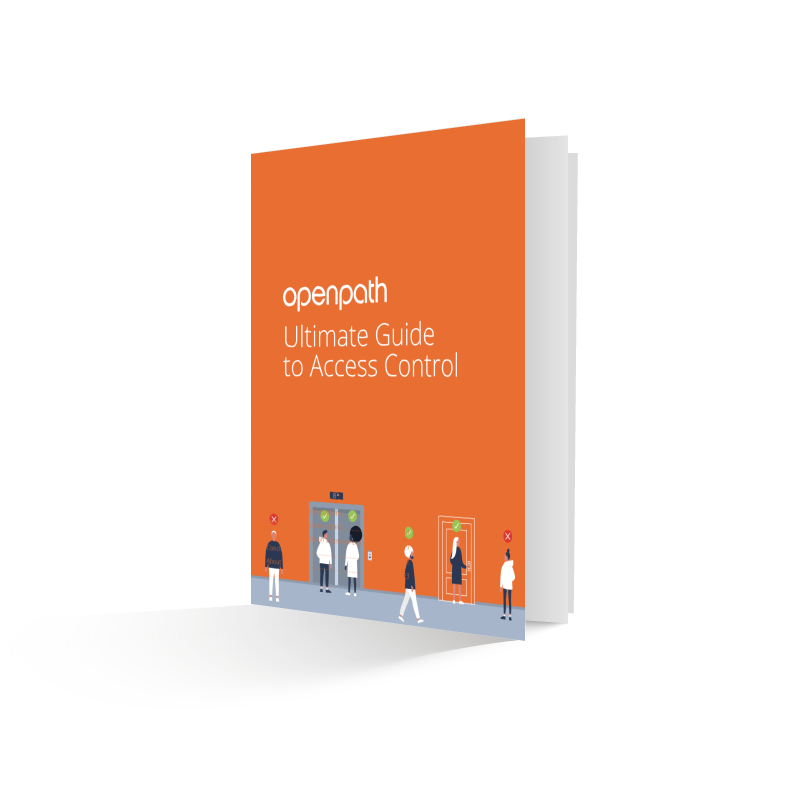 Openpath's Ultimate Guide to Access Control