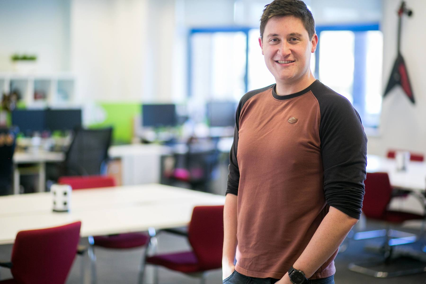 Co-founder Kieran Abbott recognised as one of the 25