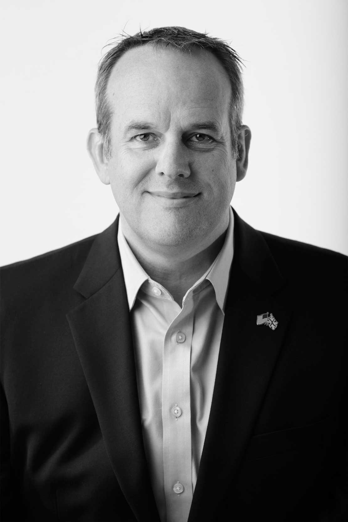 Neil Hampshire, Chief Information Officer