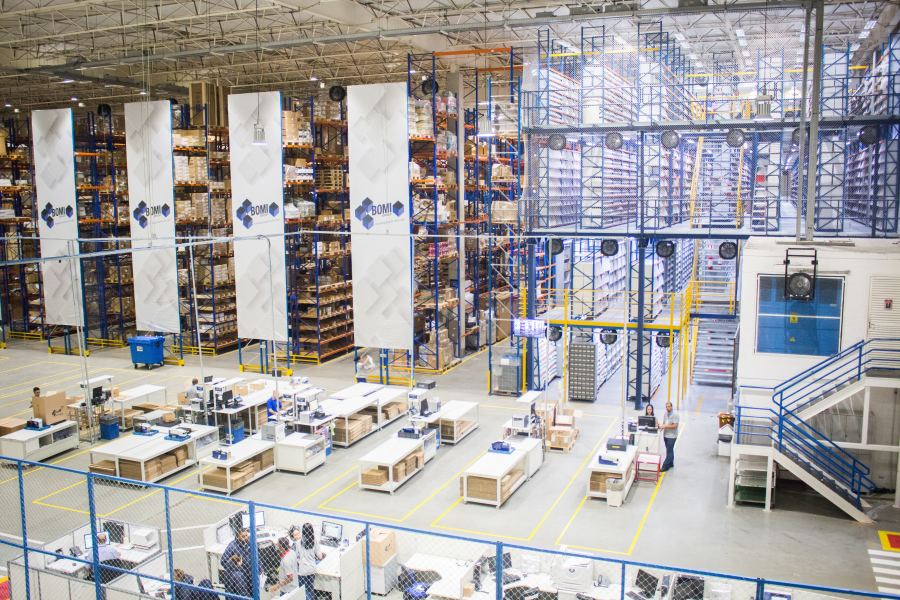 Image for Article: Lander & Rogers advises WITRON Logistik + Informatik GmbH on its supply of automated distribution centres to Coles Group