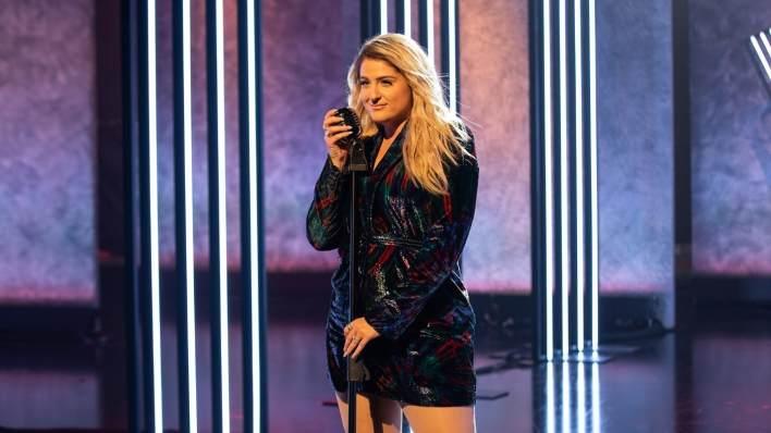 Meghan Trainor The Voice UK