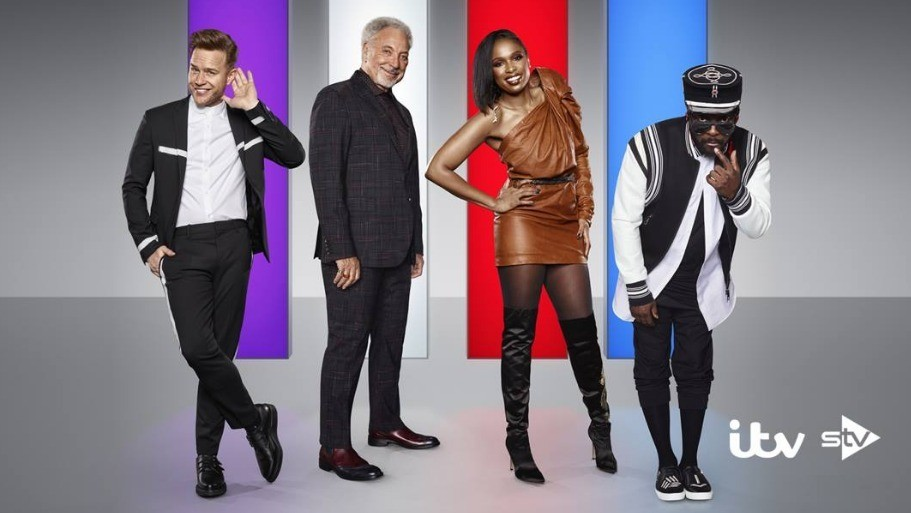 Jennifer Hudson Olly Murs Sir Tom Jones And Will I Am To Return For The Voice Uk 2019 The Voice