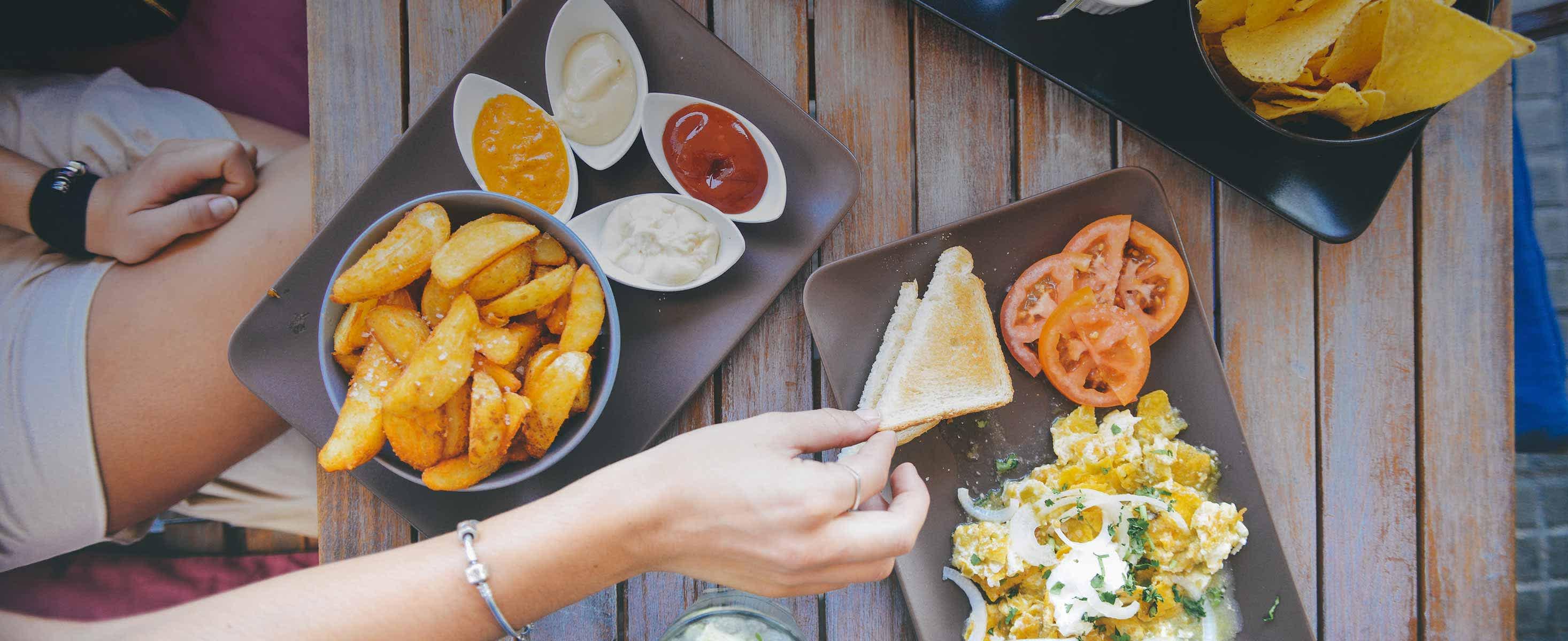 Food And Drink: Food & Drink
