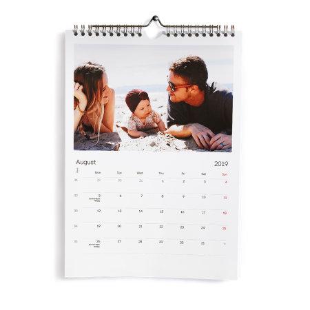 2019 års kalendrar