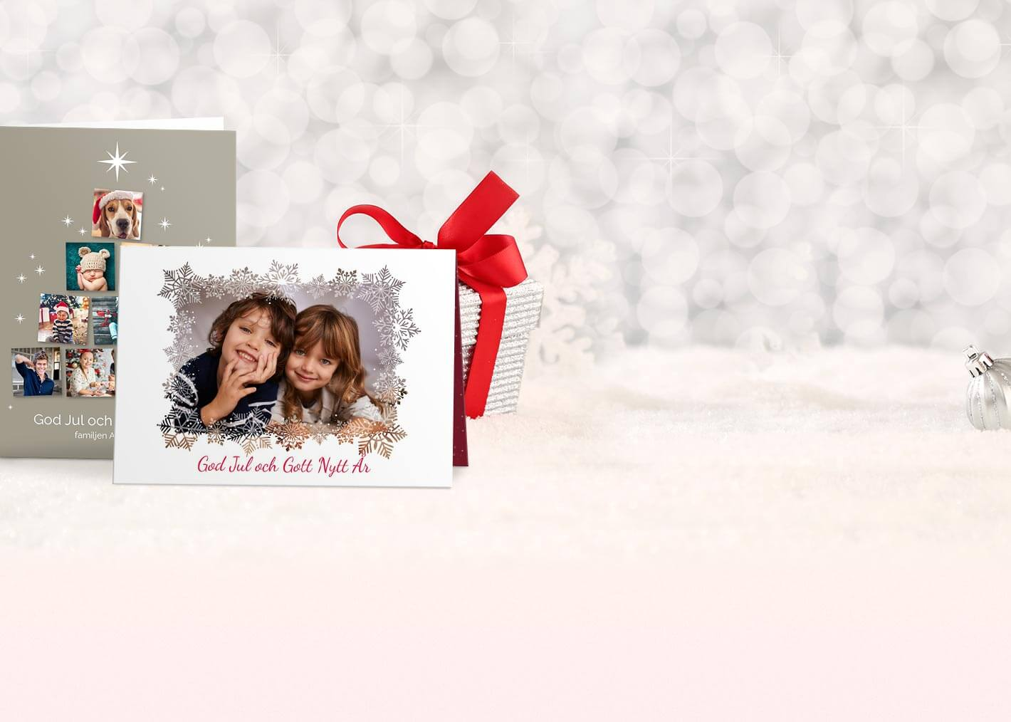 Bästsäljande julkort